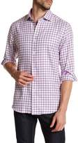 James Tattersall Classic Fit Plaid Shirt
