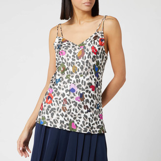 Ted Baker Women's Ivory Wilderness Printed Cami Top