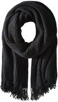 Echo Open Knit Blanket Wrap