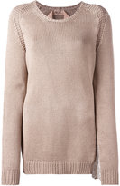 No.21 knitted sweater - women - Cotton - 38