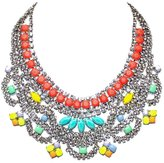 Tom Binns 'Soft Power' bib necklace