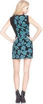 Rachel Roy Floral-Print Dress