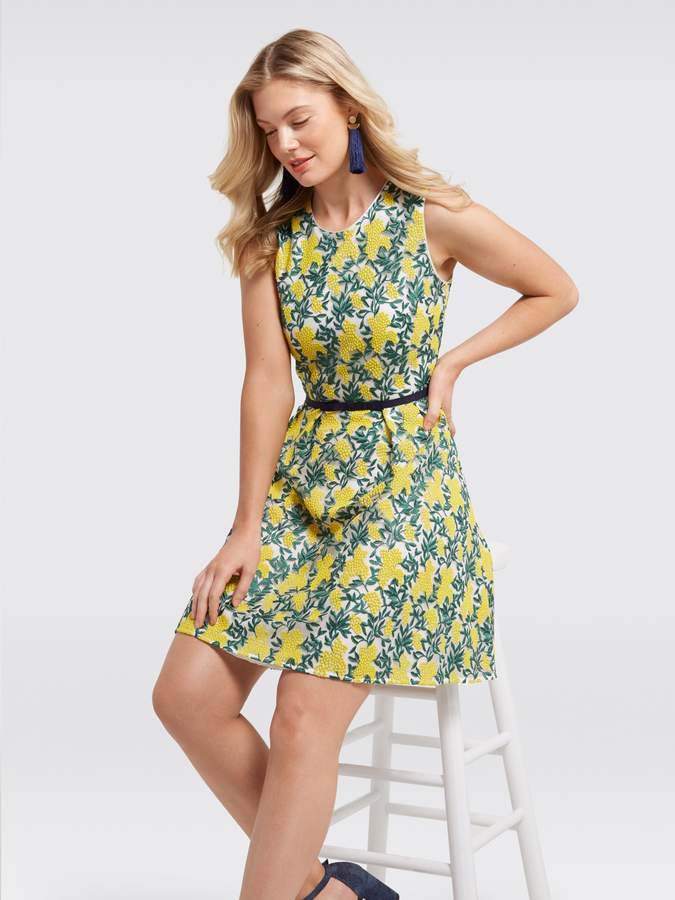 Draper James Collection Embroidered Madeline Dress