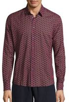Vilebrequin Anchor Pattern Shirt