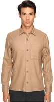 Todd Snyder Italian Woven Shirt Jacket Men's Coat