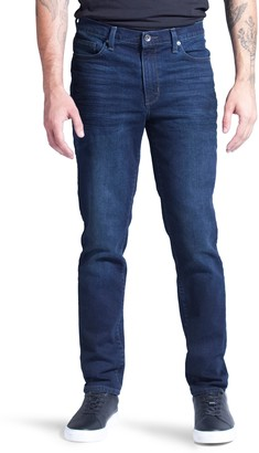 Devil-Dog Dungarees Slim-Fit Tapered Performance Stretch Jeans