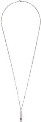 True Rocks Whistle Pendant Necklace