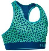 Under Armour Girls' UA HeatGear® Armour Printed Sports Bra