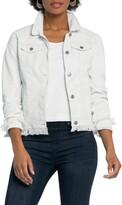 Nic+Zoe Alexa Washable Leather Jacket
