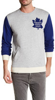 Mitchell & Ness NHL Maple Leaf Team To Beat Pullover