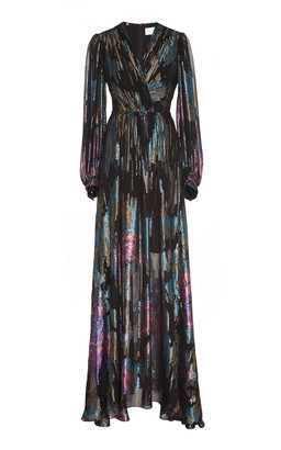 Peter Pilotto Fireworks Fil Coupe Gown