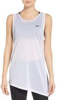 Nike Women's Mesh Back Tank