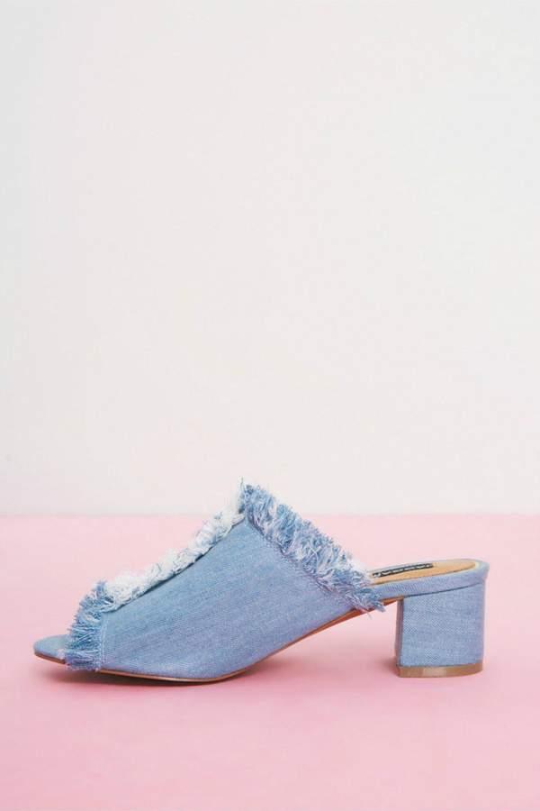 Jaggar Footwear Resolve Block Heel