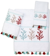 Avanti Coral Trio Cotton Fingertip Towel