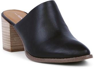 Report Todrick Block Heel Mule