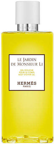 Hermes Le Jardin de Monsieur Li, Perfumed Bath and Shower Gel