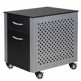 Pit Stop Furniture Racing Style 2 Drawer Cabinet