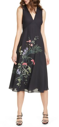 Ted Baker Emersin Highland Dress