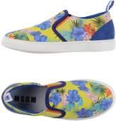 MSGM Low-tops & sneakers - Item 11109790