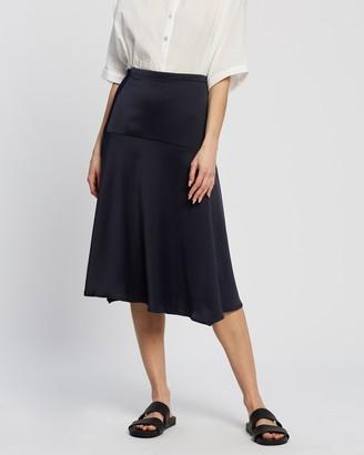 Spurr A-Line Skirt