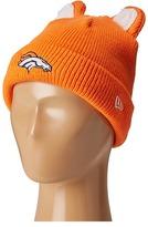 New Era Cozy Cutie Denver Broncos Youth Baseball Caps