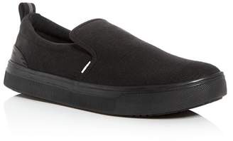 Toms Men's Travel Lite Canvas Slip-On Sneakers