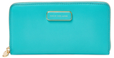 Marc by Marc Jacobs Ligero Large Leather Zip Around Wallet