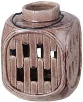 Privilege Small Cut-Out Ceramic Lantern