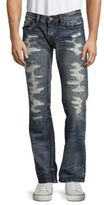 Cult of Individuality Wick Hagen Relaxed-Fit Jeans
