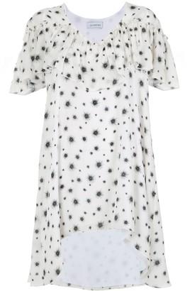 Olympiah Short Ruffled Dress