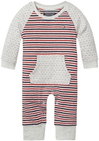 Tommy Hilfiger Th Baby Stripe Coverall