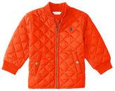 Ralph Lauren Quilted Baseball Jacket