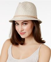 BCBGeneration Tweeded Cloche