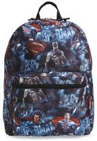 Boy's Dc Comics Character Backpack - Blue