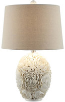 Crestview Calypso Shell Table Lamp