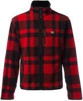 Denim & Supply Ralph Lauren checked zip cardigan