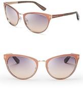 Tom Ford Nina Sunglasses, 56mm