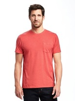 Old Navy Soft-Washed Crew-Neck Pocket Tee for Men