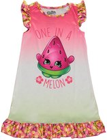 "Shopkins Big Girls' ""One in a Melon"" Nightgown"