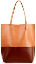 Sole Society Easton Oversize Bucket Tote w/ Pockets