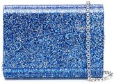 Jimmy Choo Candy box clutch - women - Acrylic - One Size