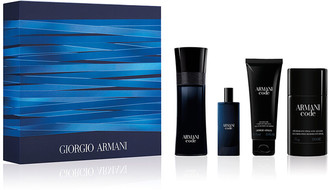 Giorgio Armani Code Edt 4-Piece Father's Day Set