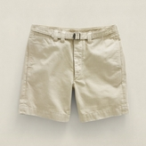 RRL Belted Chino Short