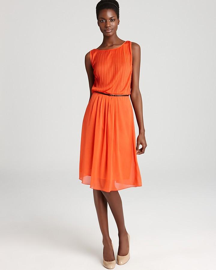 Max Mara Studio Fervore Crepe Dress
