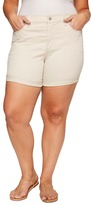 NYDJ Plus Size - Plue Size Avery Shorts in Clay Women's Shorts