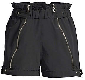 RtA Women's Louie Zipper Shorts