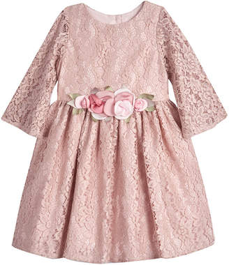 Laura Ashley Lace Flower Dress