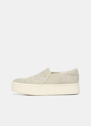 Vince Warren Linen Sneaker