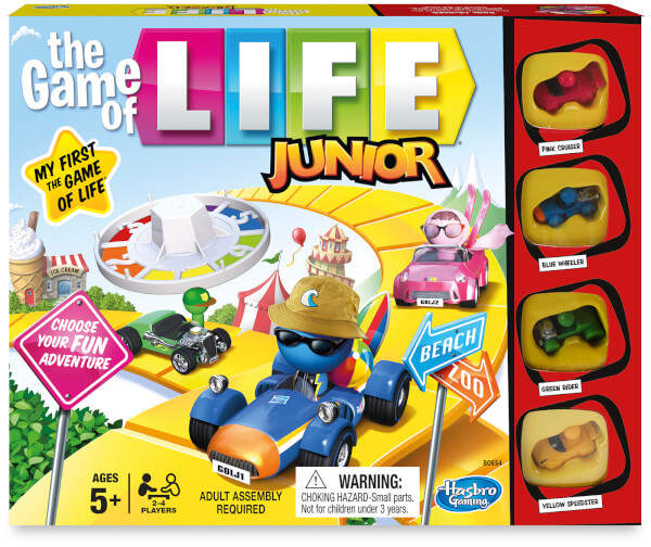 Hasbro The Game of Life: Junior