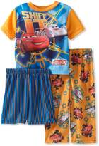 "Disney Shift It"" 3 Piece Pajamas Set-4T"